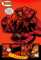 AMAZING X-MEN PROLOGUE:PAGE 2 by Sabrerine911