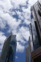 Sydney Skyscapers X by HyperCaz