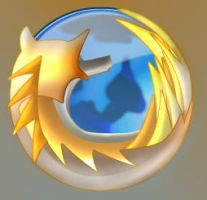 Firefox Icon by mrbubs