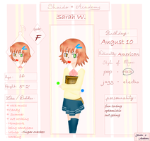Sarah W. App updated... by dmgrif01