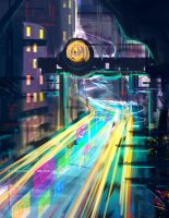 Super Highway by kendmd