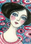 klimt princess by firejay