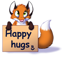 Happy hugs by Mimi-fox