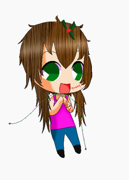 (Contest Prize)Chibi LED by MMD1lover1