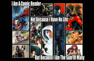 I Am A Comic Reader by Siphen0