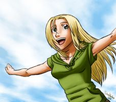 FMA - Under the Sky by Gingerscoffee
