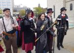 Assassin's Creed group (with Victoria Atkin) by TimeyWimey-007