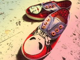 Jack Sally shoes by YERBALIFE
