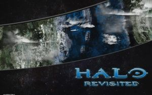 Halo C.E. Revisited Wallpaper by UniversalDiablo