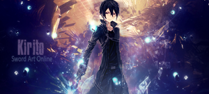 Kirito Sword Art Online by GreedLingCR