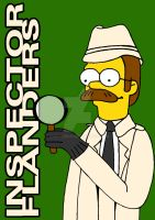 Inspector Flanders by engineerJR