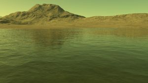 Calm Day In Mars by Topas2012