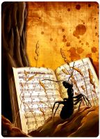 The lost melody by fablau