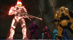 RvB Rampancy by Dustiniz117
