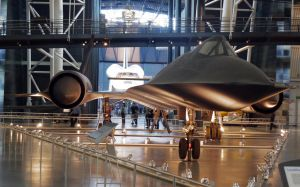 Lockheed SR-71 by shelbs2
