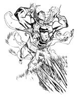CAPTAIN MARVEL_90 minutes by EricCanete