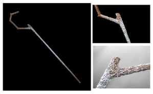 RoTG: jack frost's staff by Kairisia