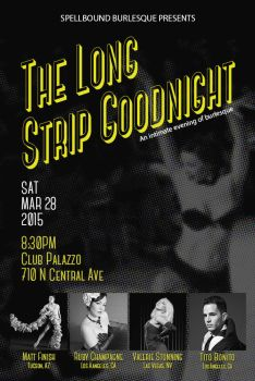 The Long Strip Goodnight Front by recipeforhaight