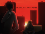 The sun goes never under by DJ-BOmBE