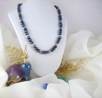 Ocean Deep by RivisIndigoEmporium