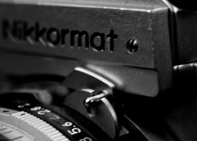 Nikkormat by FastDevil76