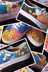 Simpsons Vans by VeryBadThing