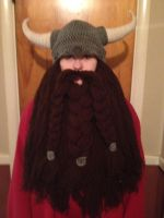 Viking Hat Battle Helm wo nose guard by Drgibbs