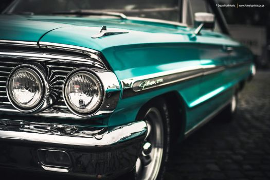 1964 Ford Galaxie 500 by AmericanMuscle