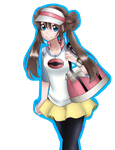Mei - Pokemon Black/White 2 by Reiusa