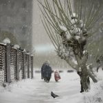 Snowfall by Lelek1980