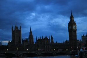 One of my favorite shots I got of Big Ben by ComradeTwitch