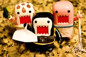 Mort's Cleaning Service! by PiliBilli