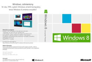 Windows 8 Consumer Preview DVD Cover (pl-PL) by Misaki2009
