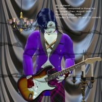 3D Visual Kei Band Guitarist2 by ibr-remote