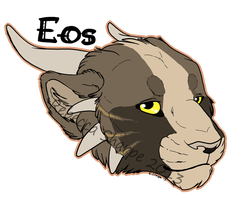 Eos badge by Sharpe19