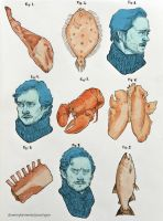 Hannibal : Will Graham : Meat Palette by 666solitaryman