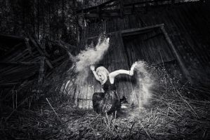 The Curse of the witch by RLPhotographs