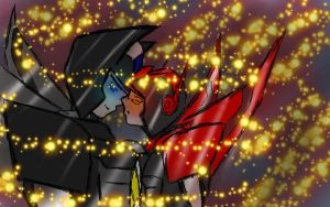 well u be my sparkmate by tfgirl