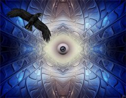Poes Vision by GypsyH