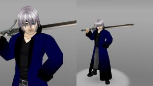 OC Request - Noah Sparda by Stormtali