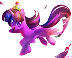 Princess Twilight by Jiayi