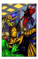 pages by ultimate comics  19 by joseisai