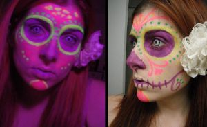 Day of the Dead by itashleys-makeup