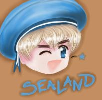 Sealand-chan by NightmareVictim