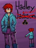 -Cardians Ref- Hadley by Fuzzlespup