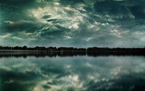 my perfect lake by fluentwater
