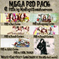SHARE MEGA PSD PACK - STOP SHARE by MinBoyVSoneshowroom