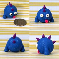 Jola the Timid Monster by TimidMonsters