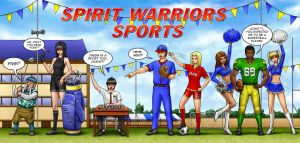 Spirit Warriors Sports by SpiritWarriors