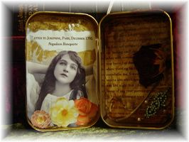 Letters to Josephine 3 by Bohemiart